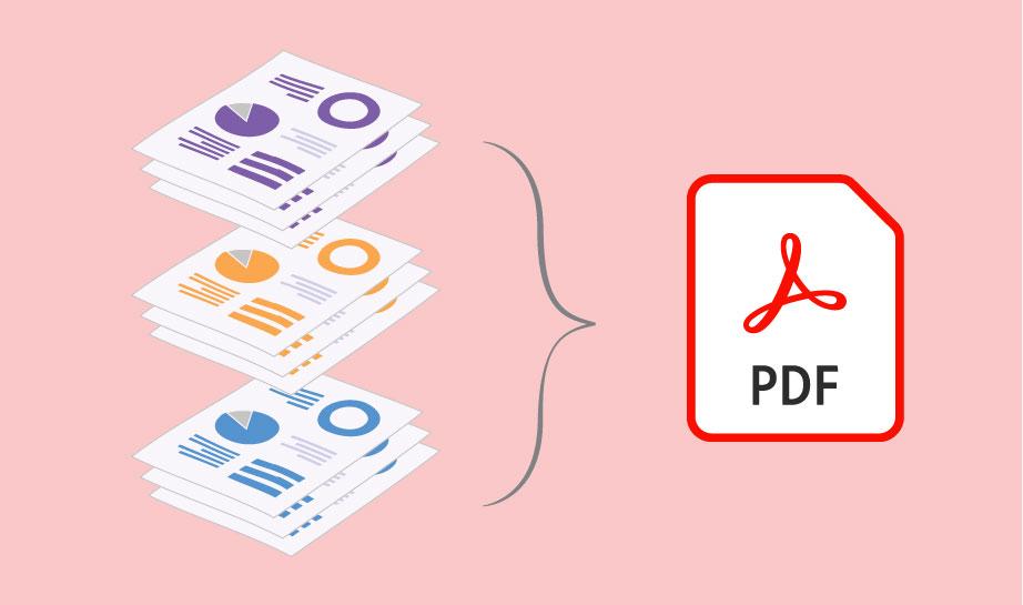 pdf merger-combine pdf files